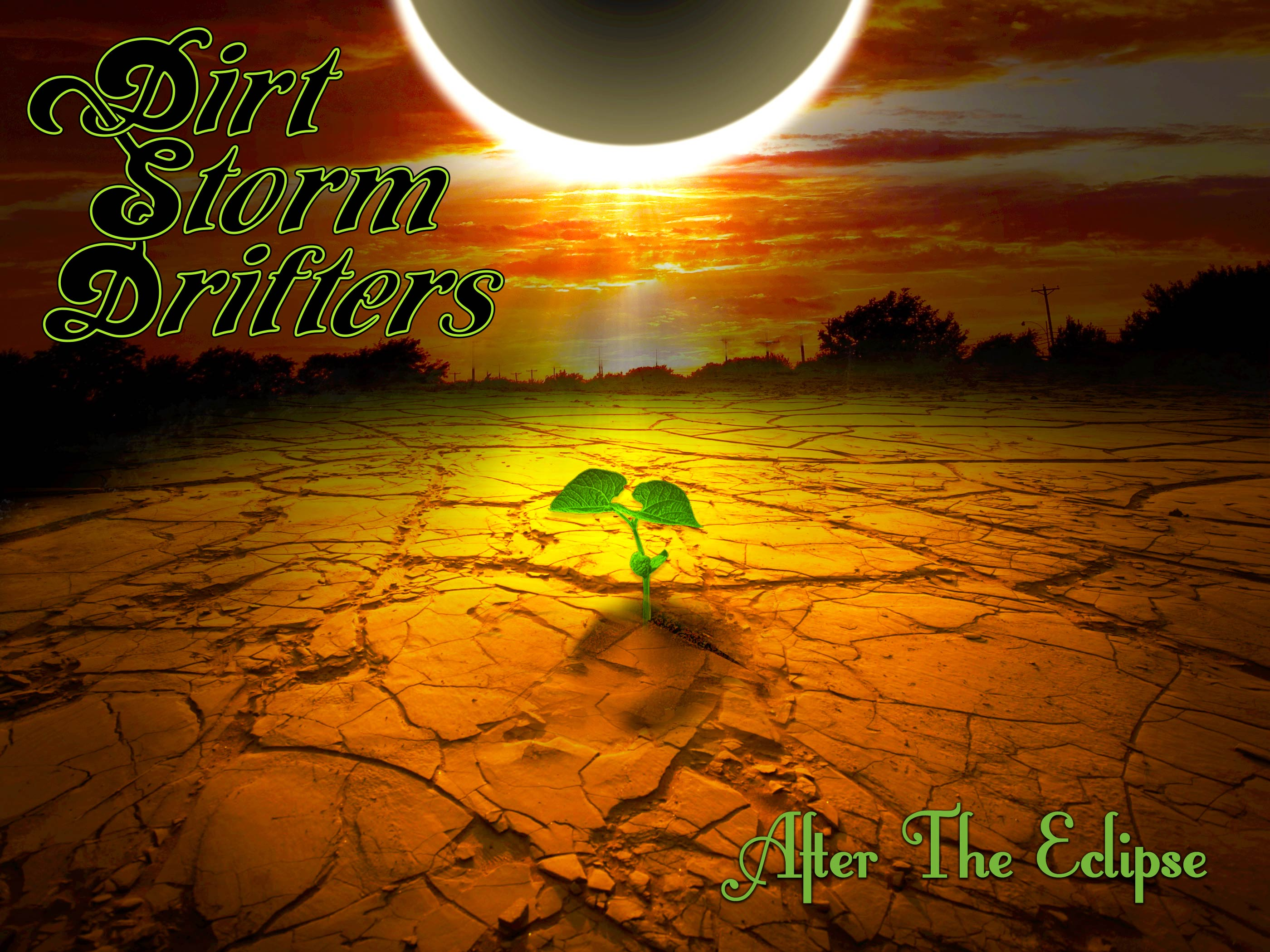 Dirt Storm Drfiters - After The Eclipse Album Art
